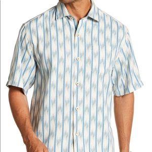 Tommy Bahama Ikat On A Hot Tin Roof Shirt
